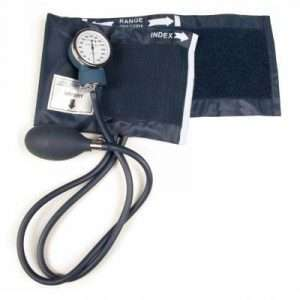 Graham Field Aneroid Blood Pressure Monitor with Adjustable Gauge