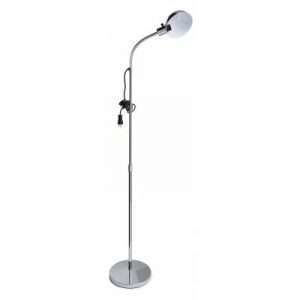 Graham Field Gooseneck Exam Lamp with Chrome-Plated Base