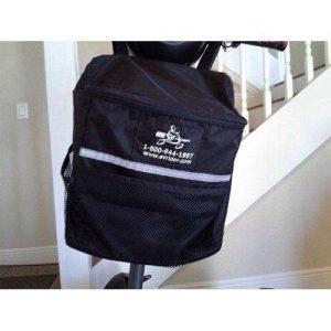 Deluxe Tiller Bag