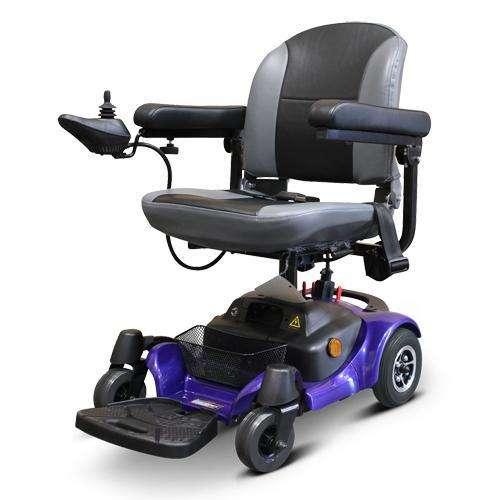 E Wheels EW-M81 Power Wheelchair