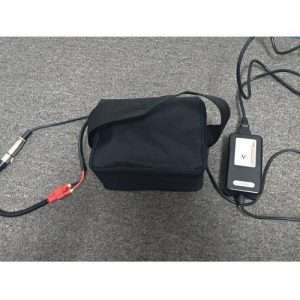 Luggie Lead Acid Charger Cable/Battery Wiring & Bag