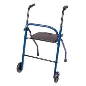 Carex Two Wheeled Walker with Seat