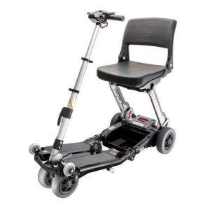 EW-02 Bariatric Folding 3-Wheel Mobility Scooter