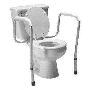 Graham Field VersaFrame Adjustable Height Toilet Safety Frame