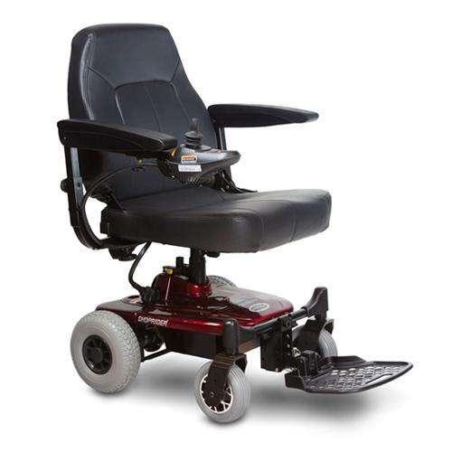 ShopRider Jimmie Power Wheelchair