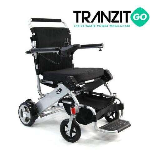 Karman Tranzit Go Foldable Power Wheelchair