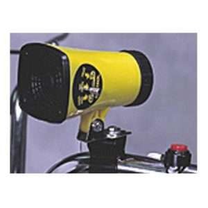 Electric Horn with 3 Sounds