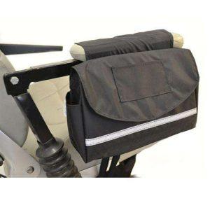 Diestco Deluxe Armrest Saddle Bag