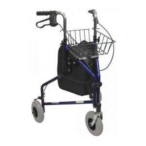 Karman R-3600 Tri-Walker 3-Wheel Rollator