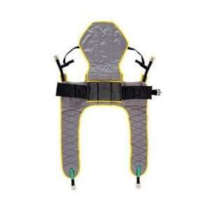 Hoyer Comfort Access Padded Sling with Head Support