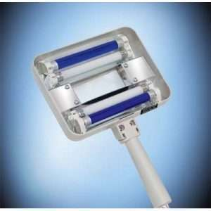 Graham Field Q-Series UV Magnifier Lamp: Two 4-Watt