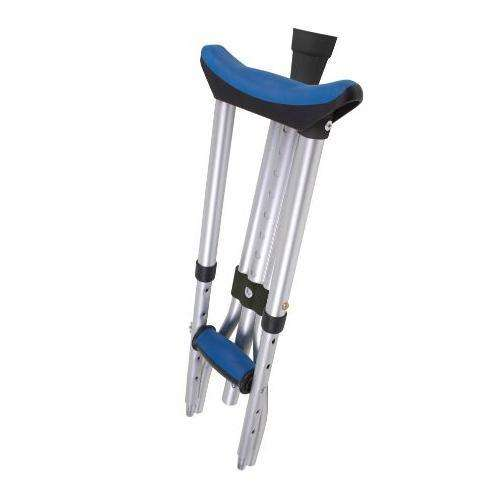 Carex Folding Crutches