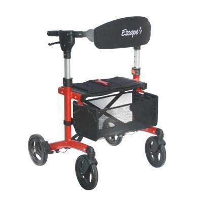 Different Types of Walkers for the Elderly and Handicapped