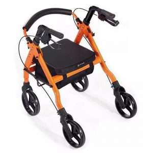 Piccola Rollator (With extra safety features )