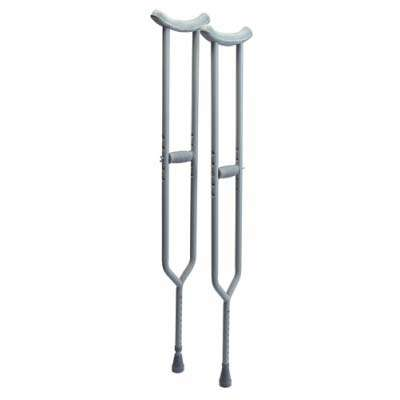 Graham Field Lumex Bariatric Imperial Steel Crutches