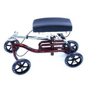 Luxury Lightweight 4-Wheeled Knee Walker