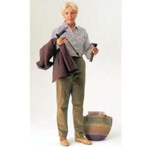 Carex York Folding Cane – Bronze