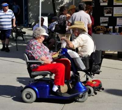 The Inside Scoop on Mobility Scooters for Seniors