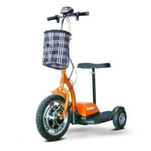 EW-18 Stand and Ride 3-Wheel Electric Scooter