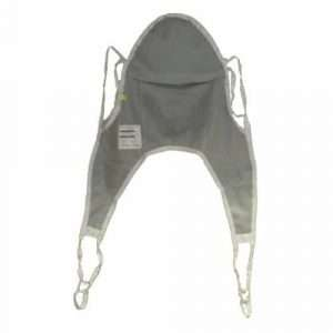 Joerns Hoyer Nylon Mesh Bath Sling with Head Support