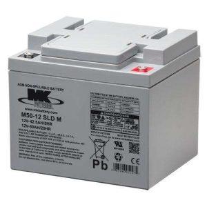 Lead Acid 50Ah Pair/ FR 1684S II & FR 510F II (MK Battery)