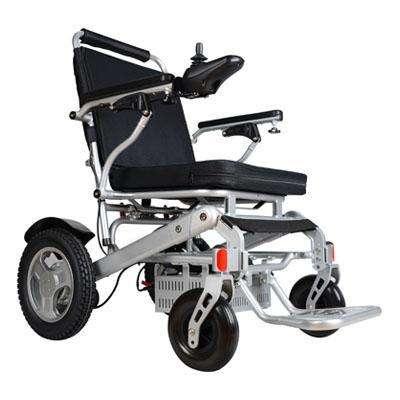 EZ MedBuy D10 Folding Power Wheelchair