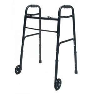 Graham Field Lumex ColorSelect Adult Walker with Wheels