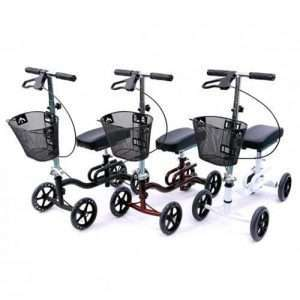 Luxury Lightweight 4-Wheeled Knee Walker