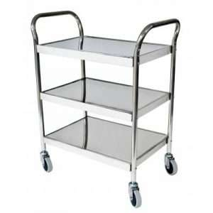 Graham Field Stainless Steel Utility Cart