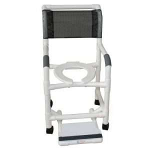 Graham Field PVC Shower Chair/Commode