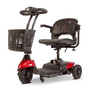 E Wheels EW-M33 3-Wheel Travel Scooter