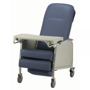 Invacare Traditional Three Position Wheeled Recliner