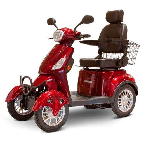 E-Wheels 46 4-Wheel Scooter