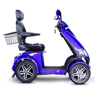 E Wheels 72 4-Wheel Scooter