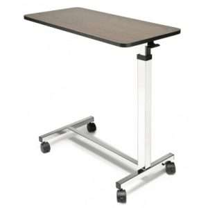 Graham Field Lumex Everyday Overbed Table, Non-Tilt