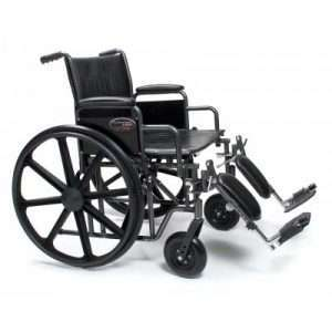 Graham Field Traveler HD Manual Wheelchair