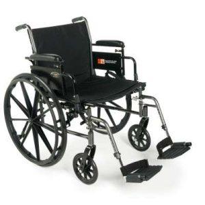 Graham Field Traveler L3 Plus Wheelchair