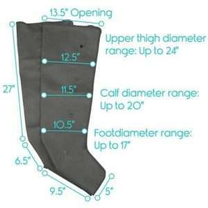 Vive Health Leg Compression System