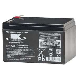 2 Batteries for Transport (SLA) 12 Ah – Sold As Pair