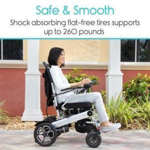 Vive Health Power Wheelchair