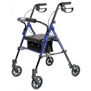 Graham Field Set n' Go Height Adjustable Rollator