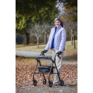 Graham Field Walkabout Essentials Four Wheel Rollator