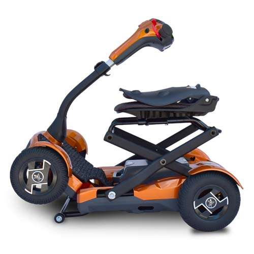 TeQno Foldable Mobility Scooter