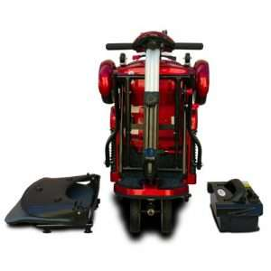 Transport Plus Folding Mobility Scooter