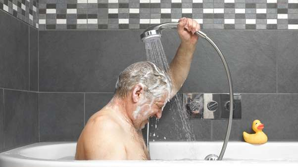 Everything you need to know about bathroom safety products for older people