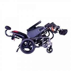 Karman VIP2-TR Tilt-In-Space and Recliner Wheelchair