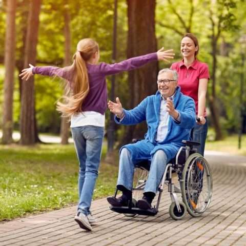 A Guide to the Best Wheelchairs for Elderly People