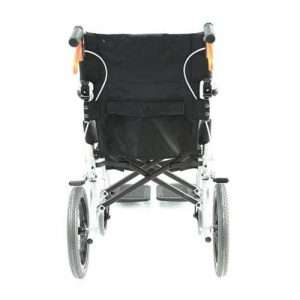 Karman Ergo Lite Ultra Lightweight Transport Chair