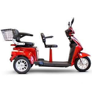 EW-66 Two Passenger Mobility Scooter