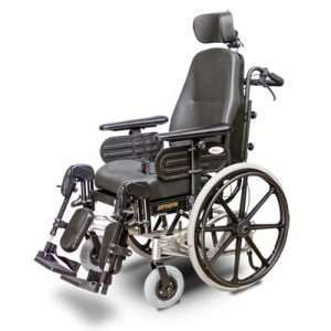 Spring HW1 Manual Wheelchair